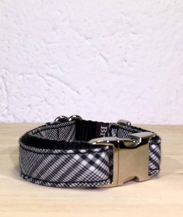 BIG SIZE DOG COLLAR TEXTURA ESPOT