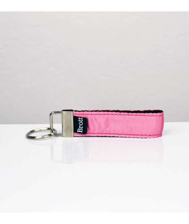 KEY RING SOLID PINK GUM