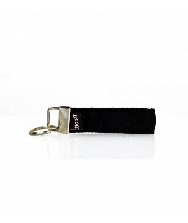 KEY RING MINIM BLACK