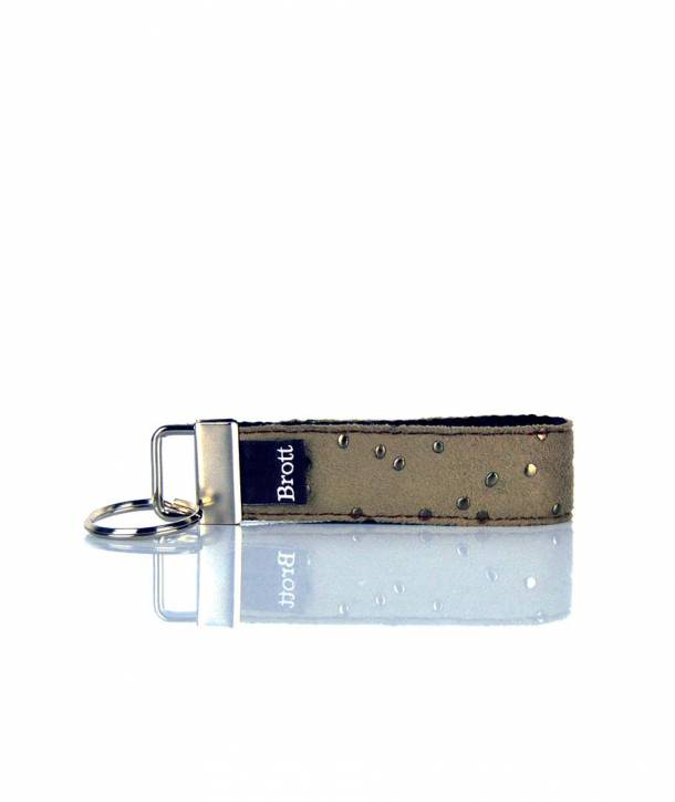 KEY RING TEXTURA CAVA