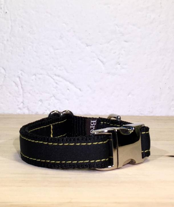 SMALL DOG COLLAR MINIM YELLOW