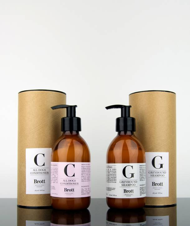 Greyhound shampoo + Conditioner