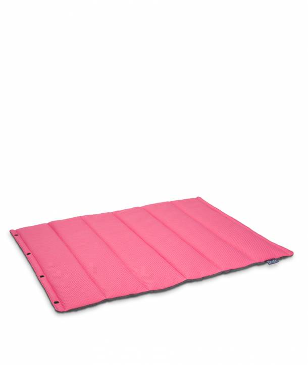 PINK ROLL BED