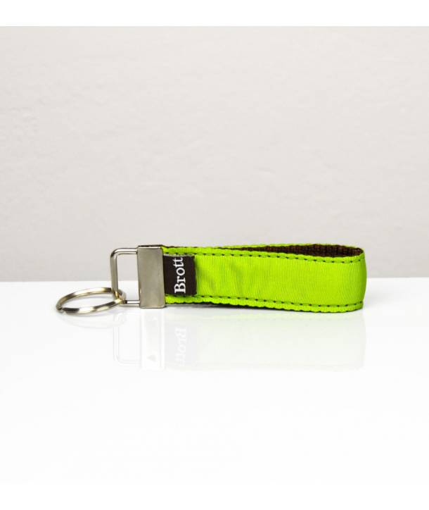 KEY RING SOLID GREEN