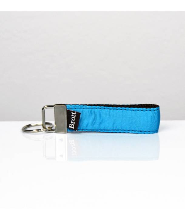 KEY RING SOLID TURQUOISE