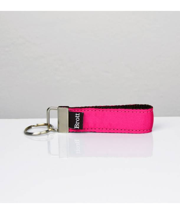 KEY RING SOLID PINK