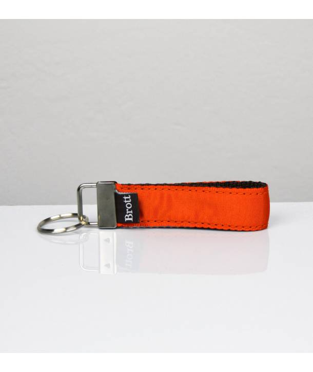 KEY RING SOLID ORANGE