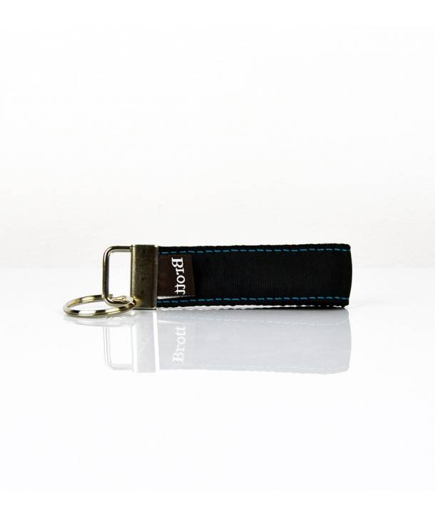 KEY RING MINIM TURQUOISE